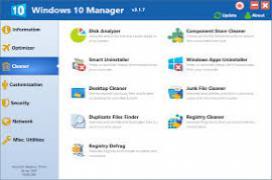 Windows 10 Manager 10.0 Final Version + Working Crack