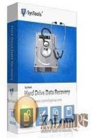 SysTools Hard Drive Data Recovery v14